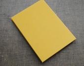 Accordion Photo Album - Bright Yellow - 12 Photos