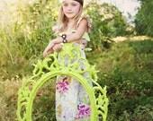Oh So Sassy--Dress Pattern PDF- Eliza Jane Dress
