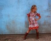Tessa Dress Pattern Oh, So Sassy DIY