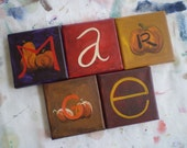 Custom Name Painting -- 5 letters