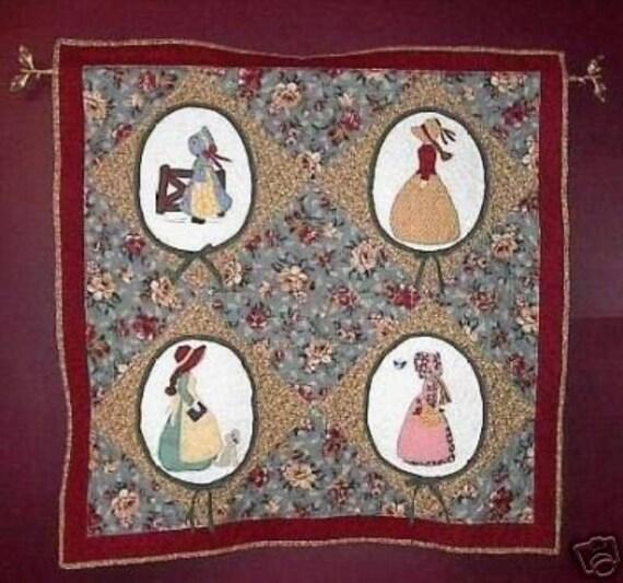 The Little Women Wall Hanging Pattern