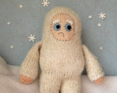 Mr. Abominable knitting pattern