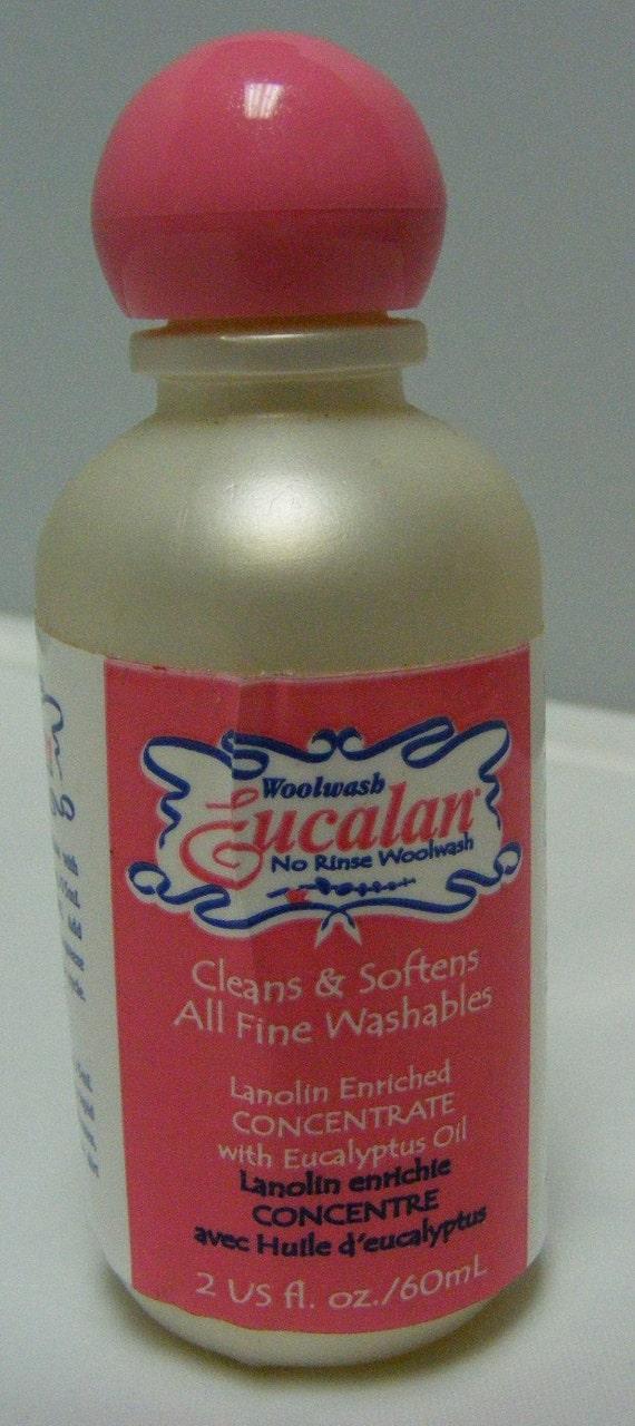 Eucalan - delicate wash- Eucalyptus scent