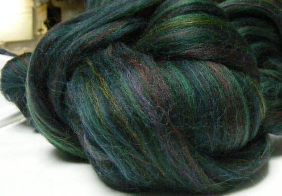 Colonial Top- Multi color- Green- 4 ounces