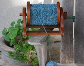 Vintage Primitive Yarn String Wool Winder Wooden