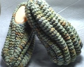 Slippers - World's Most Comfy Knitted Slippers - Riverbed for ladies M-L