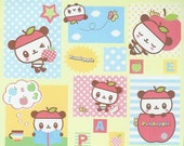 Sanrio Pandapple Cute Large Rectangle Sticker