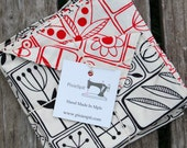 Everyday Reversible Cloth Napkins-Scandi