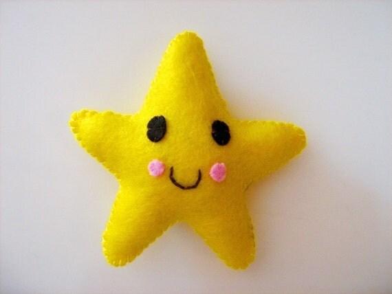 SALE You Deserve a  Star plush