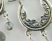 Romance Scroll Earrings
