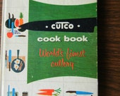 1961 MEATLOVER - Vintage Cutco Cook Book - FREE SHIPPING