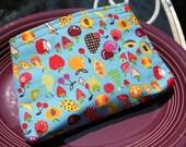 Fruity Fun Makeup Bag Pouch