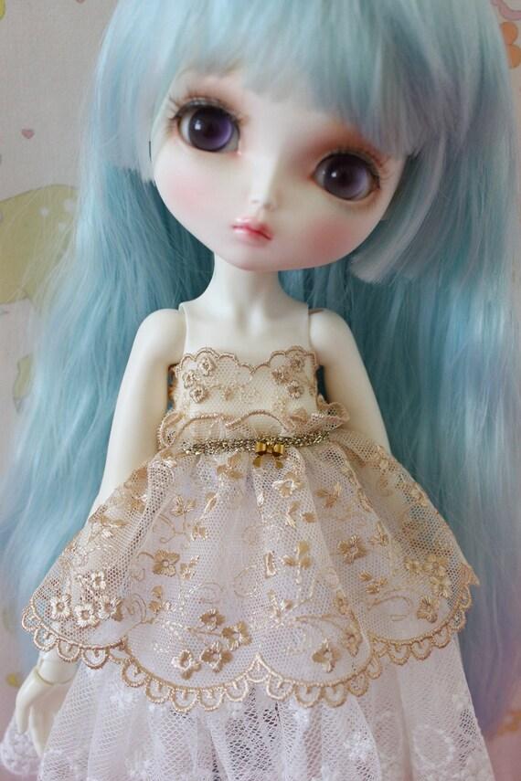Leekeworld Art Body Sized Sweet Gold Lace Delicate Top
