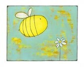 Big Bee Print