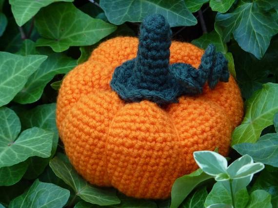Lil' Crochet Pumpkin
