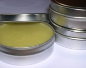 Muscle Rub Herbal Ointment with Menthol St John's Wort Calendula Lavender