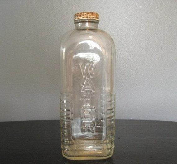 Vintage Water Bottle 82