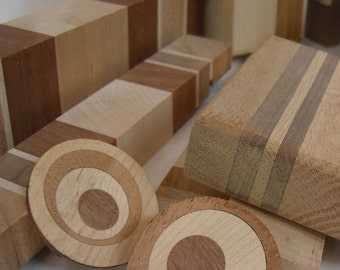 Nice assortment of wood parts for your next project