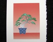 Single Bonsai Card- Any Occasion