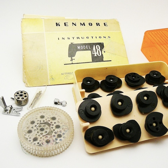 kenmore sewing machine cams