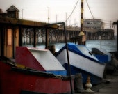 Dory Fishing Fleet - 11x14 Original Signed Fine Art Photograph