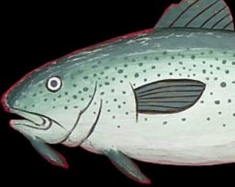 Fish, Cod Fish - 2 ft.