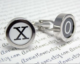 DIY Cuff Links. Something for the Dudes. Create Your Own Photo Cufflinks. Easy to Make. Add Your Own Image. Annie Howes.
