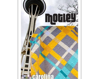 No. 045 -- Motley Quilt Pattern