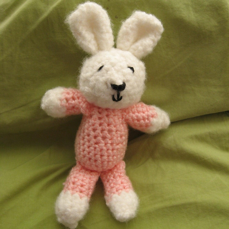 Amigurumi Bunny Ears : Small Amigurumi Bunny