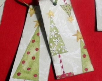 Oh Christmas Tree - Holiday Gift Tags
