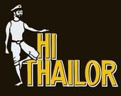 Hi Thailor T Shirt