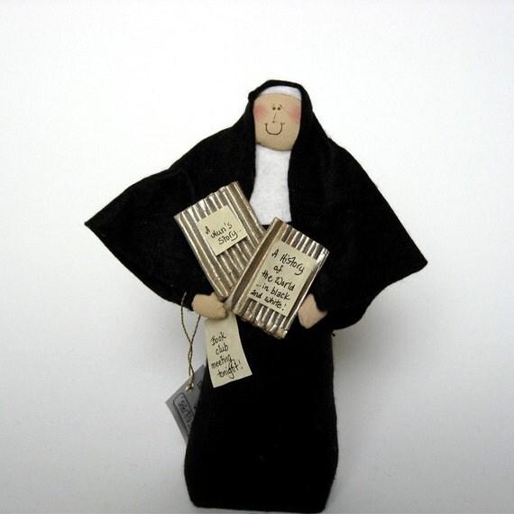 Sister Rita Story, the book lover