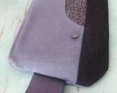 RESERVED Custom Baleen Pouch