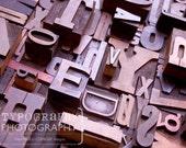 3D Letterpress