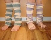 Toddler Leg Warmers purple