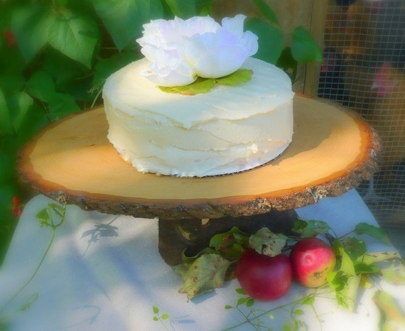 Rustic Cake stand X-lg