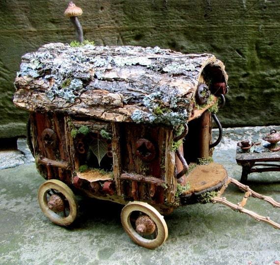 Fairy Caravan, Travelers Caravan, Custom Order