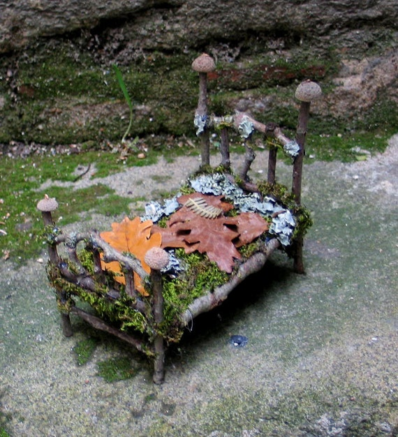 Fae Forest Bed Custom Order