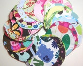 Designer Scrap Heaven - More than 100 pieces of scrap designer fabrics - great for your little projects