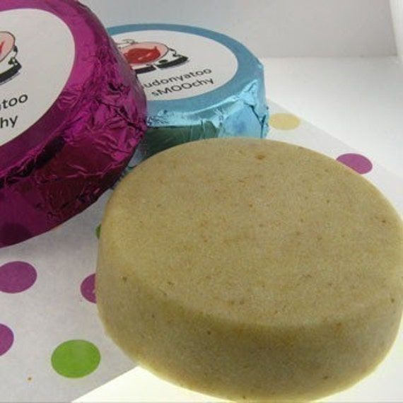 US FLAT RATE GudonyaToo sMOOchy (tm) All Over Skin Exfoliator and Conditioner - Pumpkin Carmel Cheesecake