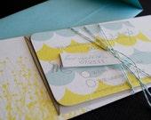 TWINE COLLECTION- DEPOSIT How Sweet It, wedding invitation