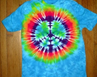 Flaming Peace-on-Earth Children's T-shirt