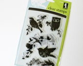 Inkadinkado Birds Galore Stamps