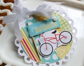All Occasion Bicycle Card