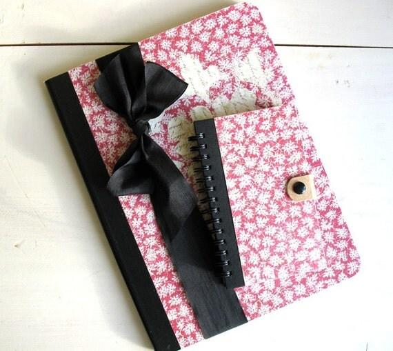 Floral Notebook Set