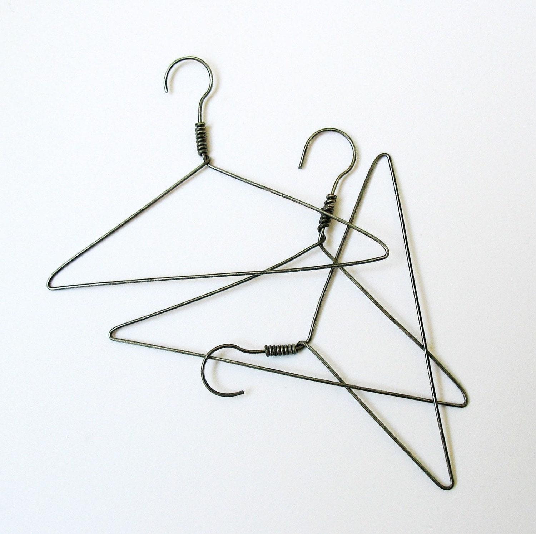 Wire Hanger Star