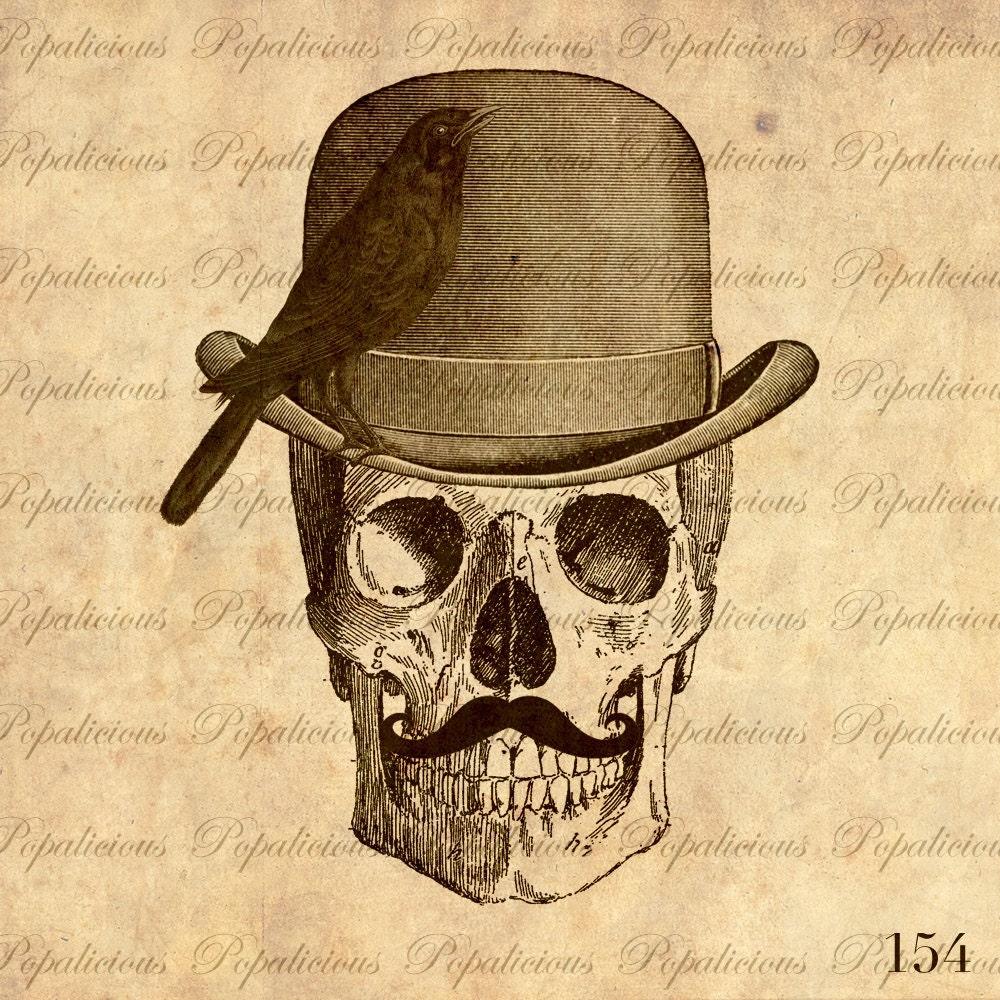 Vintage Skulls 37