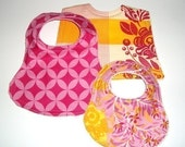 Three Little Bibs- PDF Pattern
