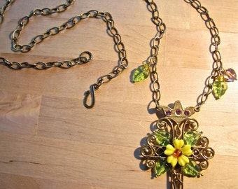 The Happy Spring Cross