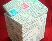 Drama on a Box